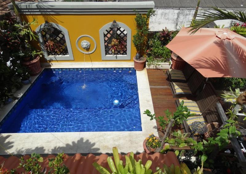 The Pool - The Villa in RIO de Janeiro Pool 7 bedrooms - Rio de Janeiro - rentals