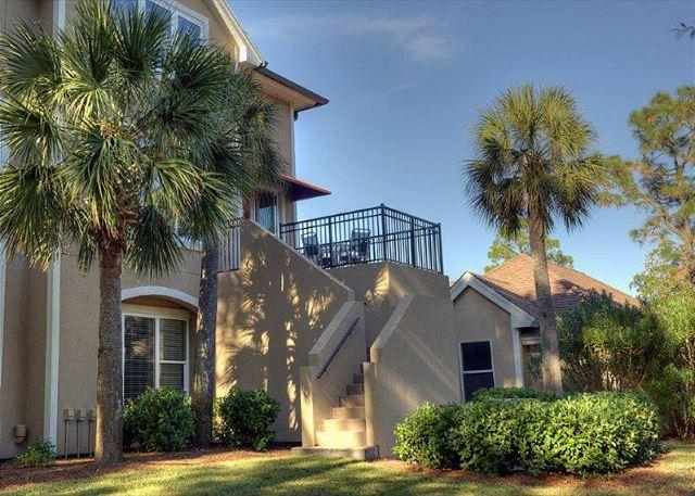 Private Balcony with view of lake - Shorter stays welcome for Spring break. We reduced the rate by 20% - Sandestin - rentals