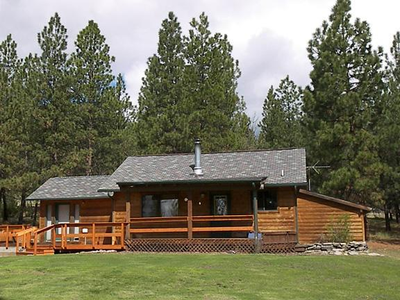 Bear Paw Cabin - Image 1 - Hamilton - rentals