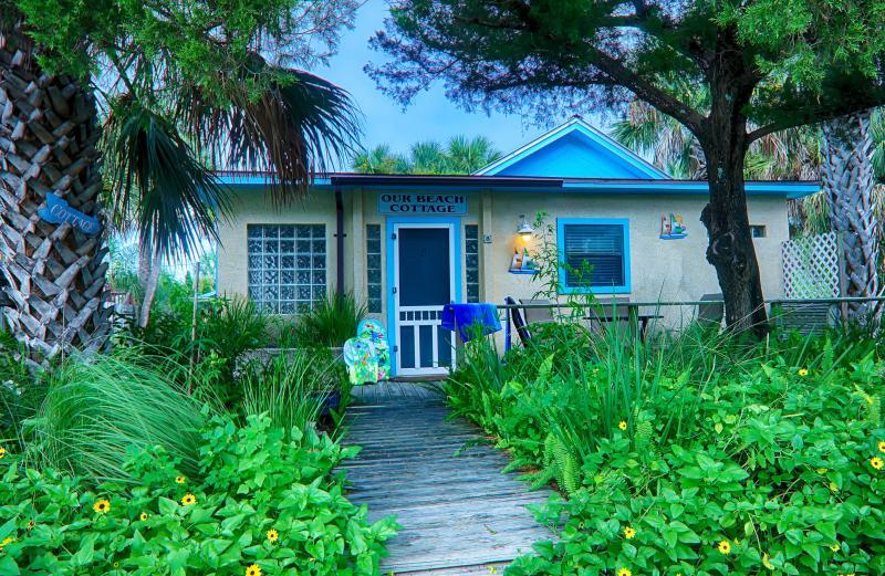 Our Beach Cottage - Our Beach Cottage St. Augustine Florida - Saint Augustine Beach - rentals