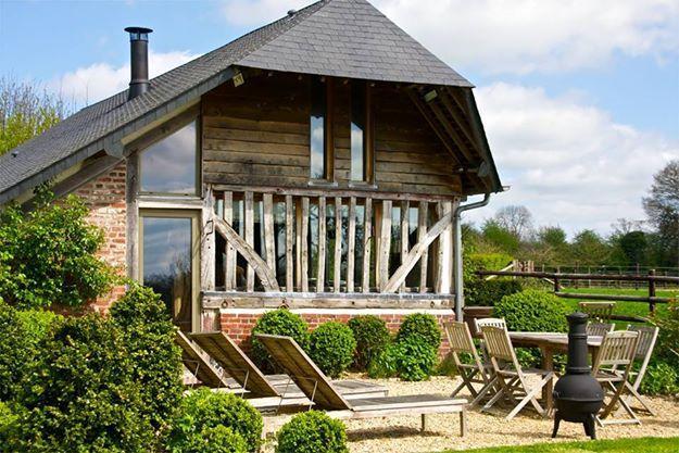 La Vie de Cocagne, South view - La Vie de Cocagne - Deauville - rentals
