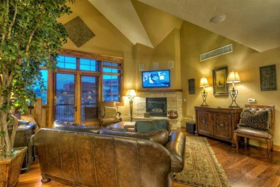 Living Area - The Highmark Penthouse - Steamboat Springs - rentals