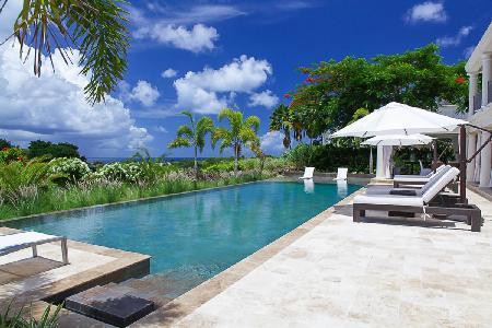 Royal Westmoreland - Lelant - Stylish villa adjacent to Golf Resort + free shuttle to Beach - Image 1 - Saint James - rentals