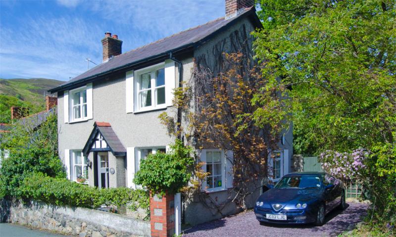 Wern Cottage - Wern Cottage - Conwy - rentals