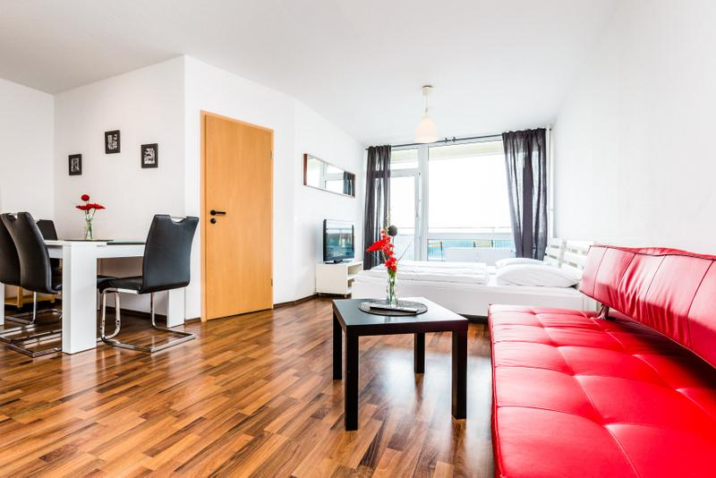 pretty apartment with two rooms - 05 Cologne Deutz Apartment with cathedral view - Cologne - rentals