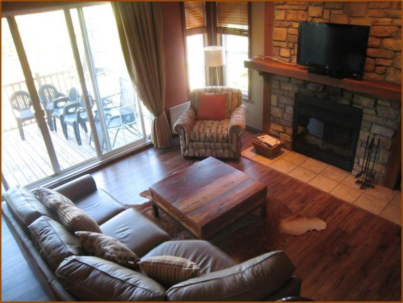 5 bedroom 5 star property - Summit at The Cap - Mont Tremblant - Mont Tremblant - rentals