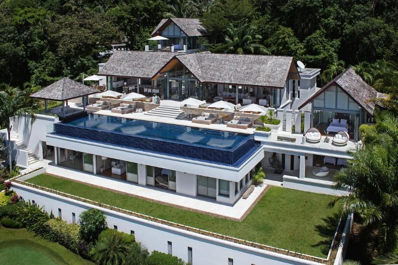 Villa Chan Grajang - Spectacular Ocean View Phuket - Image 1 - Phuket - rentals