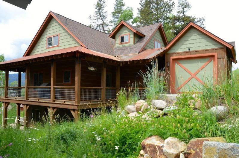 Rendezvous Hillside Cabin - Rendezvous Hillside Cabin - Fraser - rentals