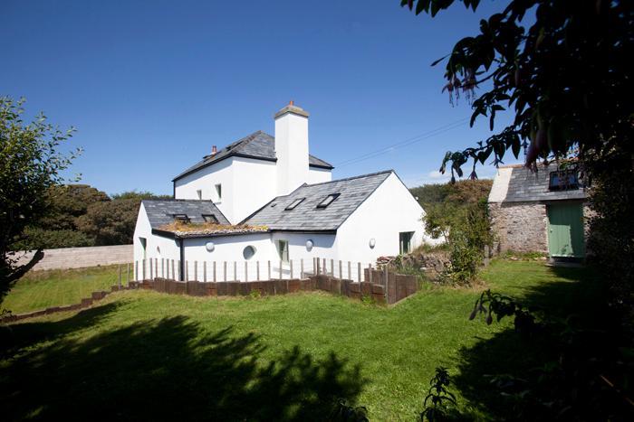 Pet Friendly Holiday Cottage - Bangeston Farmhouse, Angle - Image 1 - Angle - rentals
