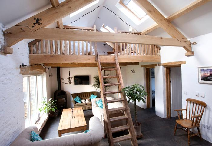 Pet Friendly Holiday Cottage - Bangeston Barn, Angle - Image 1 - Angle - rentals