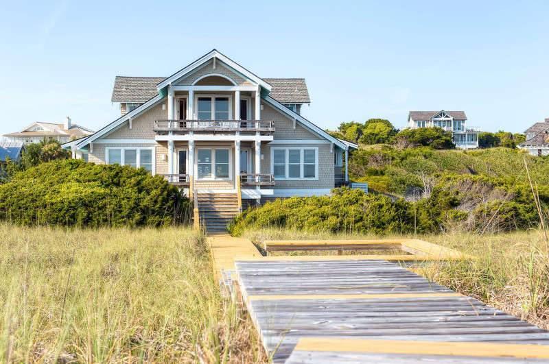 Sandbagger - Image 1 - Bald Head Island - rentals