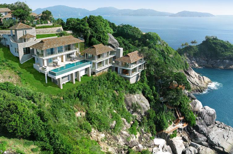 Villa Minh - Ultimate Luxury Oceanfront Phuket - Image 1 - Phuket - rentals