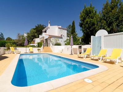 A fantastic safety gated pool area - Villa Paraiso - Carvoeiro - rentals