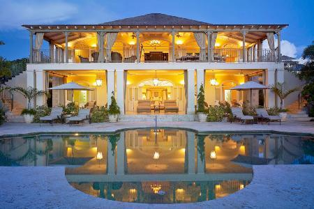 Eden at Sugar Hill featuring saltwater pool and tropical gardens - Image 1 - Barbados - rentals