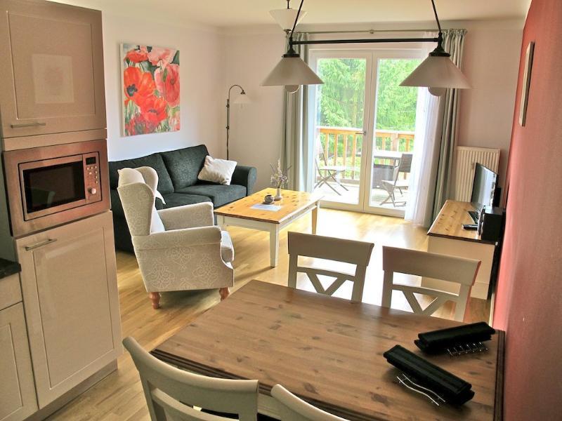 LLAG Luxury Vacation Apartments in Wiesenburg - 646 sqft, tranquil, quiet, comfortable (# 5178) #5178 - LLAG Luxury Vacation Apartments in Wiesenburg - 646 sqft, tranquil, quiet, comfortable (# 5178) - Wiesenburg/Mark - rentals