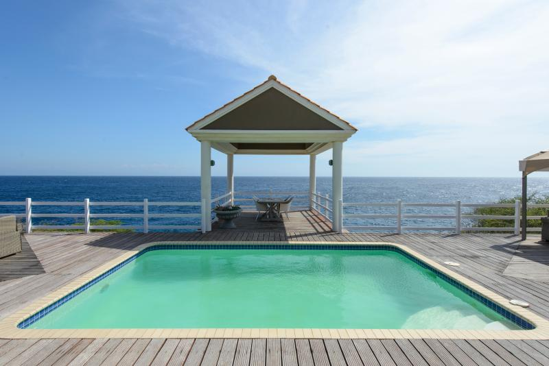 Pool and Sea!  All yours! - Villa Brillante-best value for luxury on the sea! - Curacao - rentals