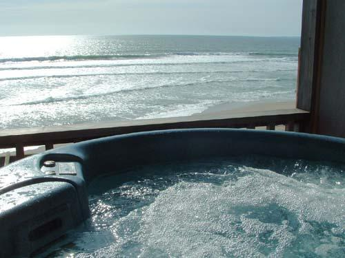 Captain's Cove Ocean View Hot Tub - 468/Captain's Cove *HOT TUB/OCEAN FRONT* - La Selva Beach - rentals