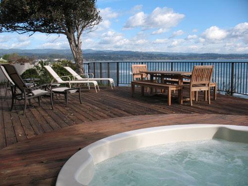 4190/Opal Cliff House *OCEAN VIEW/ HOT TUB* - 4190/Opal Cliff House *OCEAN VIEW/ HOT TUB* - Santa Cruz - rentals