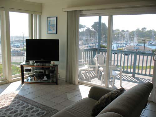 Harbor Bell #4 Harbor Views from Living Room, Flat Screen High Def TV - 260-4/Harbor Bell #4 *HARBOR VIEWS* - Santa Cruz - rentals