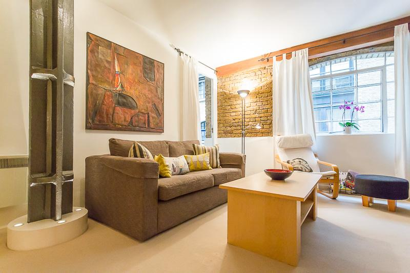 Eagle Wharf London Vacation Rental with Wifi - Image 1 - London - rentals