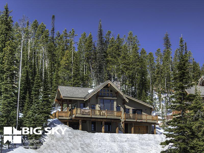Moonlight Mountain Home Wildwood - Image 1 - Big Sky - rentals