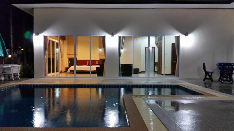 Viewpoint Villa by night - Kathu ( near Patong) Villa with private pool for R - Patong - rentals