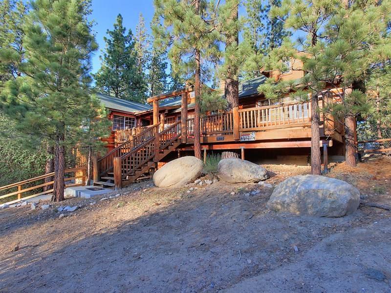 Bear Necessities #810 - Image 1 - Big Bear Lake - rentals