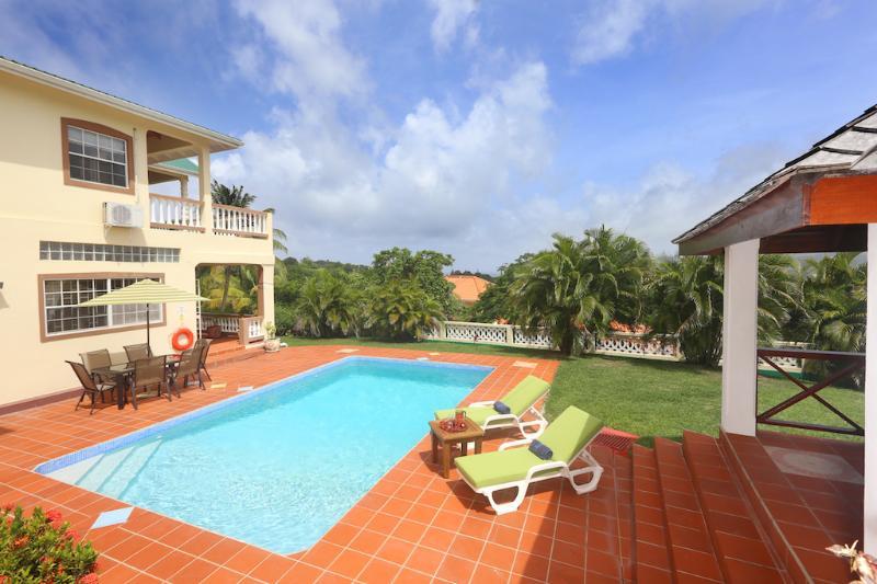 Villa Decaj at Golf Park, Cap Estate - Image 1 - Cap Estate - rentals