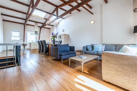 Magnolia Penthouse - Image 1 - Amsterdam - rentals