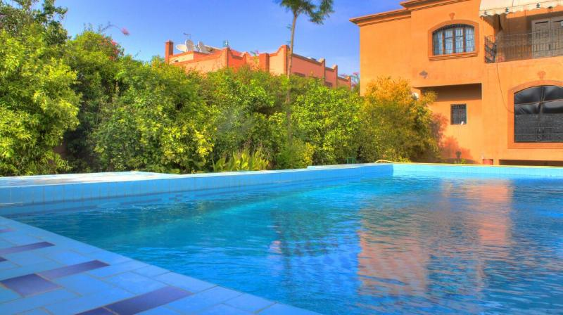 4 bedrooms villa in marrakech City center - Image 1 - Marrakech - rentals