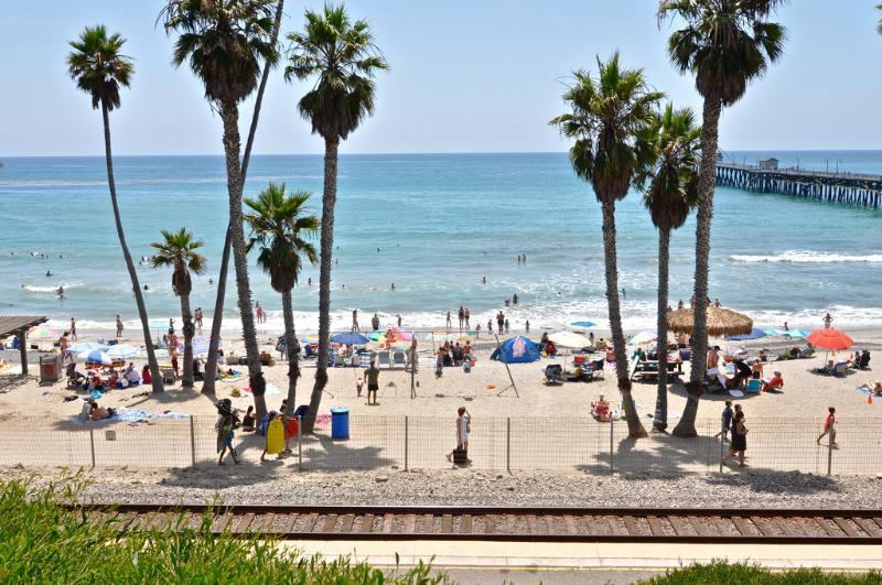 Just one block to San Clemente Beach - Classic Coastal Condo 200 yards to beach/pier! - San Clemente - rentals