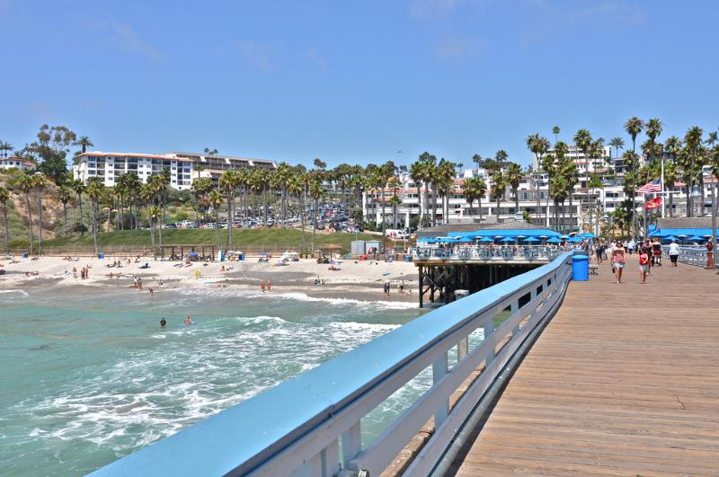 World famous San Clemente pier and beach - July Special $2100/Week! near beach Yard, hot tub. - San Clemente - rentals