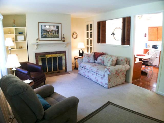 Living Room - Private Serene setting with 3 A/C's - BR0393 - Brewster - rentals