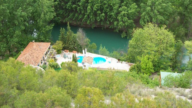 Detached villa with a private swimming pool, - Image 1 - Jorquera - rentals