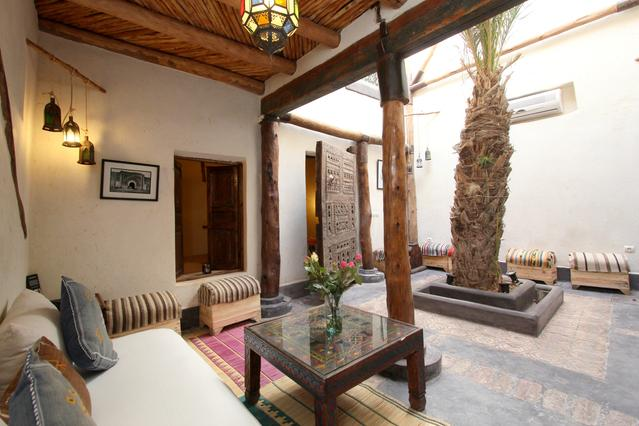 Riad Petit Palais de Marrakech - Private Rental - Image 1 - Marrakech - rentals