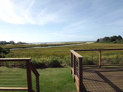 View From the Deck - Chatham Cape Cod Waterfront Vacation Rental (3762) - Chatham - rentals