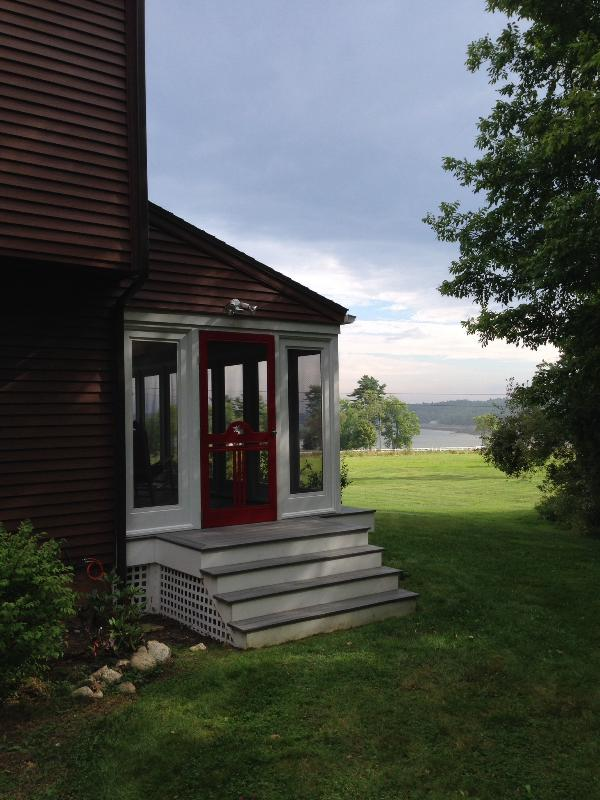 Welcome to Fort Point Cove - Tranquility on Penobscot Bay Private Retreat - Stockton Springs - rentals