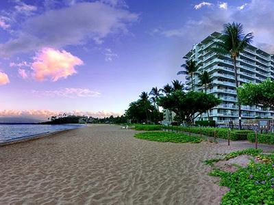The Whaler is located right on the sands of Kaanapali Beach! - The Whaler on Ka'anapali Beach ~ Affordable Luxury - Ka'anapali - rentals