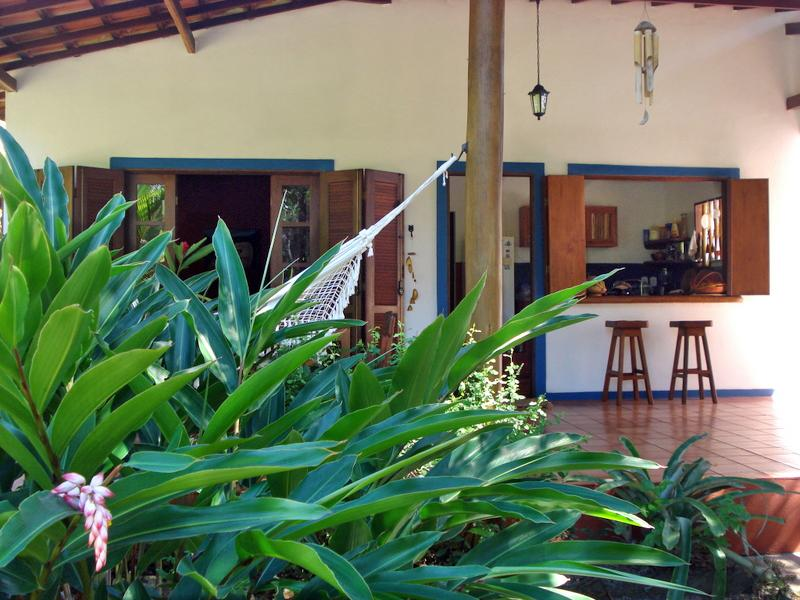 Main Terrace - Suite Casa Bijou - Trancoso - rentals