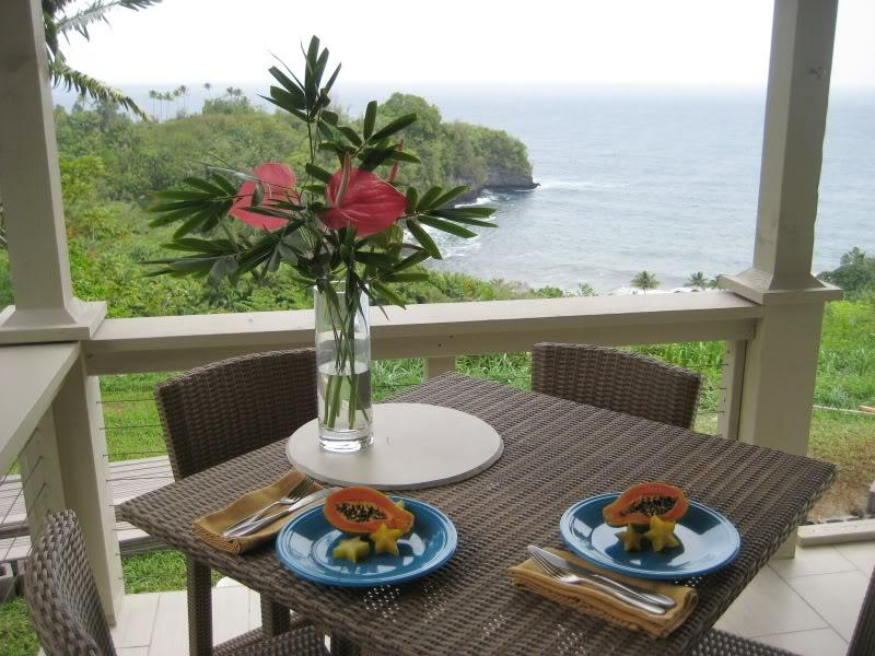 Onomea Bay Cliffside Cottage - Onomea Bay Cliffside Cottage - Papaikou - rentals