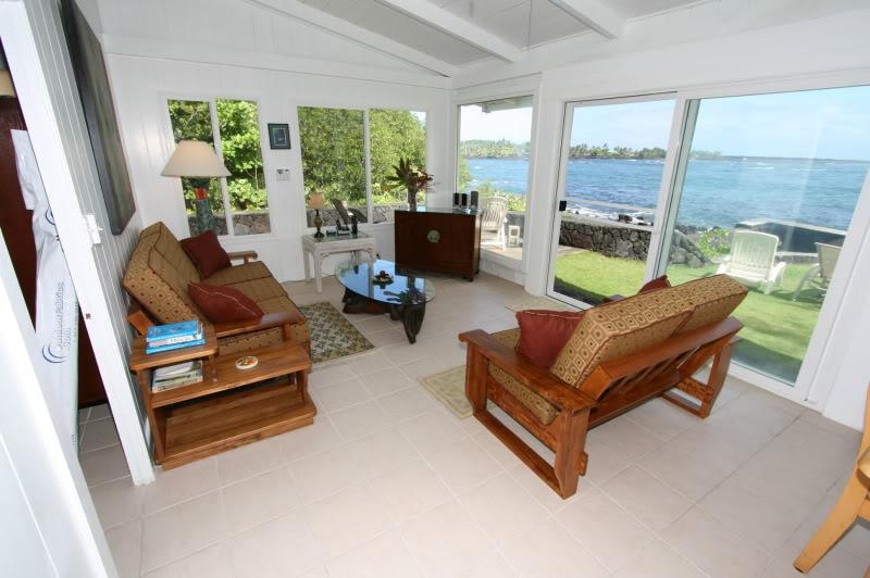 Sunrise House at Kapoho Beach - Sunrise House at Kapoho Beach - Kapoho - rentals