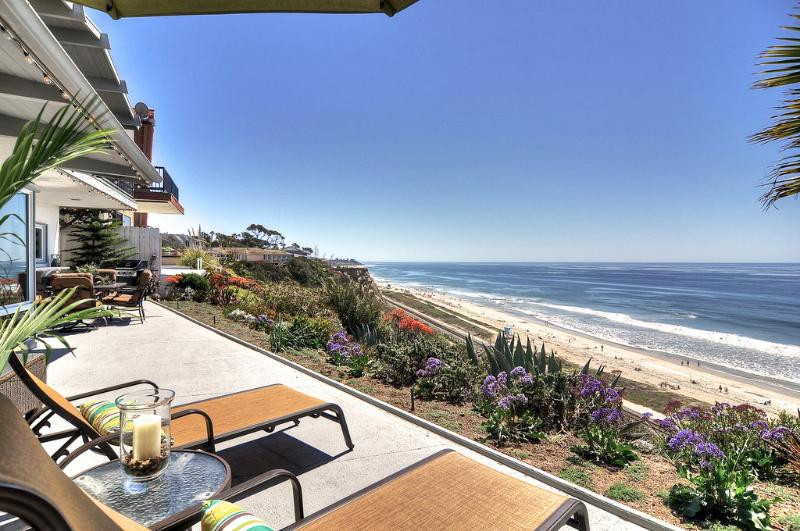 Stunning blue San Clemente ocean views! Imagine resting, reading right here! - 5/25-6/1 $3499/Week! Ocean view luxury beach home - San Clemente - rentals