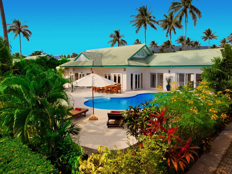 Baan Sabai - Baan Sabai 4 Bedroomed Luxury Beach Villa - Koh Samui - rentals