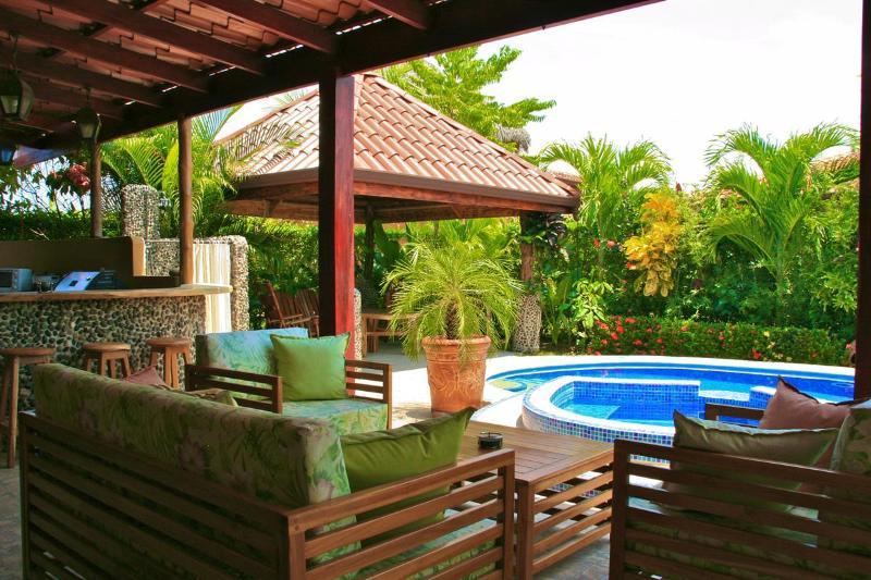 EcoVida Luxury Vacation Home at Playa Bejuco - Image 1 - Playa Bejuco - rentals