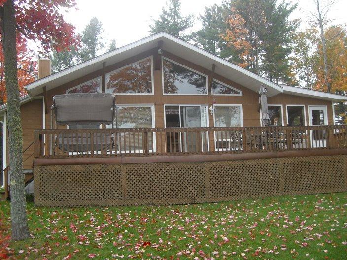 Chalet des Pins Blancs - Image 1 - Ottawa - rentals