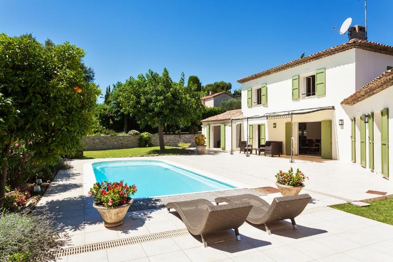 Luxury riviera villa Mougins - Image 1 - Mougins - rentals