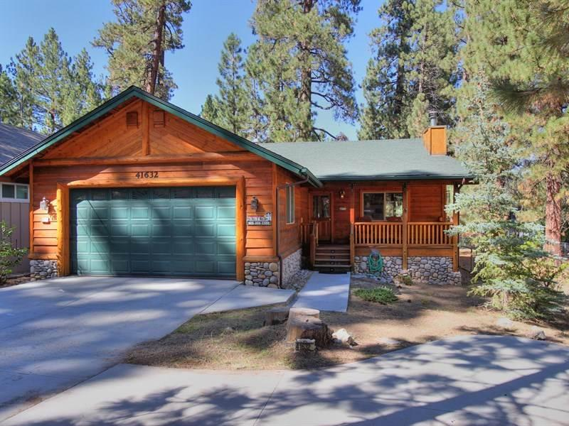 Once Upon a Pine  #1136 - Image 1 - Big Bear Lake - rentals
