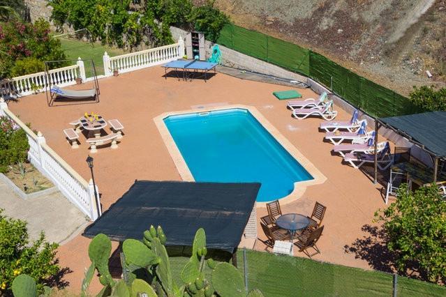 Casa Elanor- Villa, private pool with poolside bar - Image 1 - Carratraca - rentals