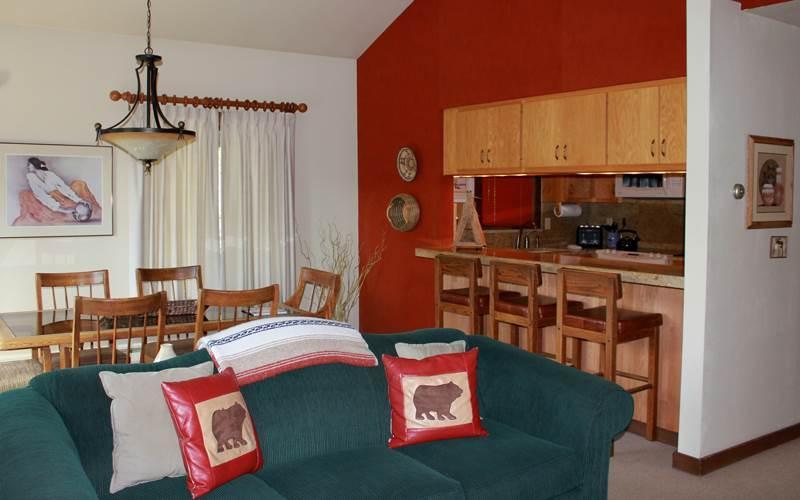 2 bed+loft /2 ba- RENDEZVOUS #A5 - Image 1 - Teton Village - rentals