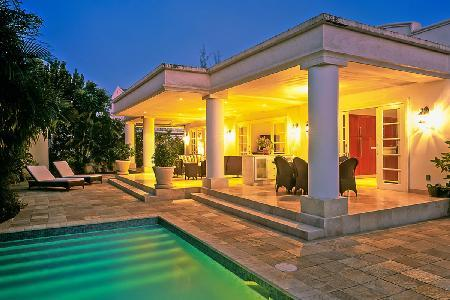 Gated Sugadadeze boasts private beach access, serene pool & central location - Image 1 - Barbados - rentals